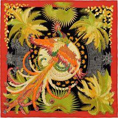 Mythiques Phoenix - Orange