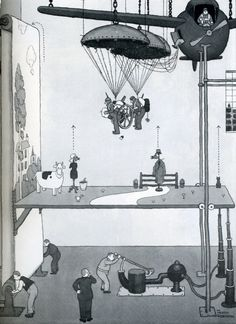 w.heath robinson