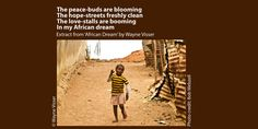 Poetry Wallpaper, African, Image