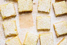 Lemon Bars recipe: Tangy and tart. #fod52