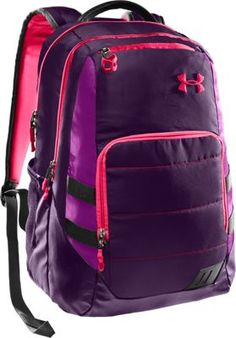 Under Armour Camden Backpack Purple Rain Strobe Neopulse - via eBags.com! ca11b4e7fba19