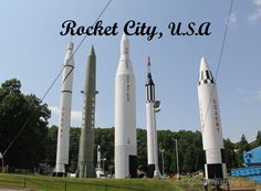 Mini anniversary trip us space and rocket center rocket center
