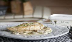 Πεντανόστιμο και εύκολο Κοτόπουλο φιλέτο αλά κρέμ με αυτήν τη συνταγή.