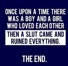 Damn...Sluts!