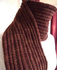32 Best Knitting Scarves Men Images Crochet Patterns Knitting