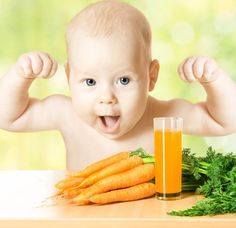 Baby Vitamin Fruit Juice, Strong Child Healthy Meal, Kids Vegetables Food Stock Photo - Image of fresh, enjoying: 31328342 Healthy Nutrition, Healthy Habits, Proper Nutrition, Healthy Kids, Healthy Eating, Baby Vitamins, Baby Food Recipes, Healthy Recipes, Diabetic Recipes