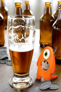 Fred and Friends BEER MONSTER Bottle Opener available at 9 bucks