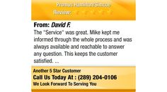 "The ""Service"" was great. Mike kept me informed through the whole process and was always..."