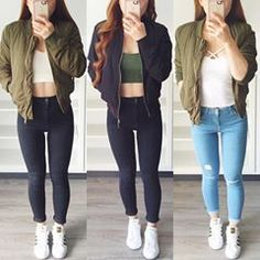 Cute and chic fashion ideas spring outfits 2019 nice best fashion outfits ideas 2019 Cute Fashion, Teen Fashion, Fashion Outfits, Fashion Ideas, Outfits For Teens, Casual Outfits, Cute Outfits, Color Combinations For Clothes, Look Dark