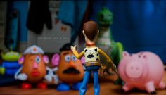 Has anyone seen my hat? Toy Story.