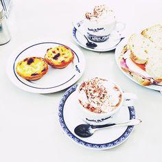 A Few Snapshots from Lisbon, Portugal :: This is Glamorous - Pasteis de Belem, Antiga Confeitaria de Belem