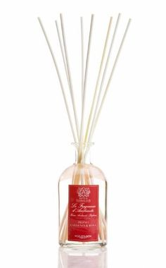 Antica Farmacista Peonia, Gardenia and Rosa 250ml Home Ambiance by Antica Farmacista. $62.00. Peonia Gardenia Rosa Inspired by the worlds most romantic gardens Peonia transports you to the heart of a blooming flower. Ingredients are Alcohol Propylene Glycol Fragrance Aqua water Benzopheone. Unique and beautiful way to fragrance and decorate your home Provides a lasting constant and beautiful scent. Antica Farmacista Home Ambiance Fragrance, the signature produc...