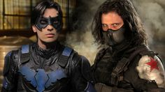 NIGHTWING vs WINTER SOLDIER - Super Power Beat Down (Episode 19) - YouTube