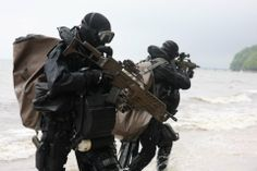 appil:  Polish Navy Special Forces
