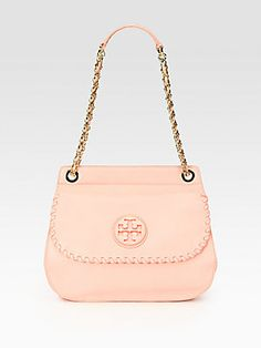 Tory Burch Marion Saddle Bag  My mouth is literally drooling!