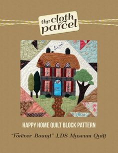 Happy Home Pattern