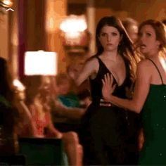 Anna Kendrick ✾ and Brittany Snow ✾