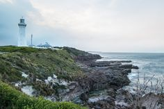Ben Boyd National Park in Australia WHEN: Currently offering a guided tour every day at 3 p. Information Center, Tour Guide, Lighthouse, National Parks, Coast, Ocean, Tours, Australia, Water