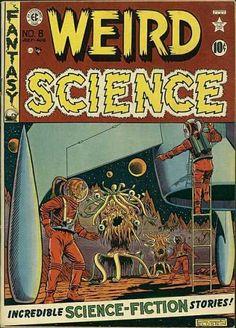 EC Comics | Weird Science