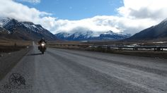 Prudhoe Bay Motorcycle Adventure with MotoQuest