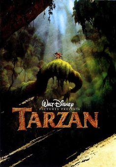 Películas y adopción: Tarzan (Tarzán) (1999)