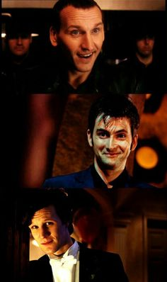 9 10 and 11:) ~Doctor who