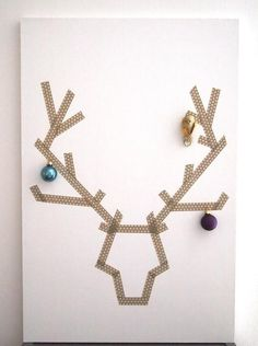 DIY Christmas Decorations with Plascon Aerolak & Paint, Image Source en.paperblog.com