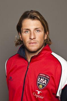 USA Water Polo Team Captain Tony Azevedo