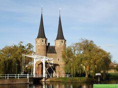 Luchtfoto's Delft / foto's Delft   Nederland-in-beeld.nl