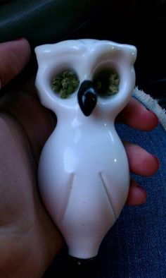 Owl Pipe! A must have for my aniaml pipe collection!