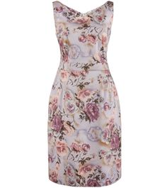 Laura Ashley - Venetian Floral Print Dress - From our Venetian Lane collection - Dresses
