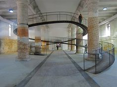 Venice: 12th Biennale of Architecture - Arsenale: TODAY'S FAVORITE PICKS - 26th August, 2010   Olafur Eliasson/ Denmark: Your Split Second...