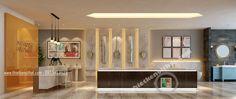 Thiết kế nội thất Showroom thiết bị vệ sinh