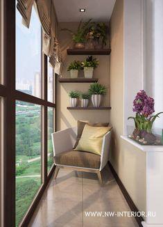 Balcon con cerramiento - Exterior-