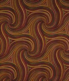 Robert Allen Altessa Bk Cranberry Fabric