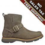 Dunham Rufus Boot Waterproof Pull-On Fossil