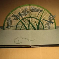 Counting on the Marsh: A Nighttime Book of Numbers - Website of shawnsheehy! Book Of Numbers, Paper Structure, Linoleum Block Printing, Origami And Quilling, Paper Engineering, Stamp Carving, Pop Up Cards, Letterpress Printing, Night Time