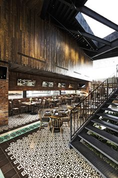 La Tequila South Restaurant by LOA, Guadalajara, Mexico | http://www.designrulz.com/design/2015/05/la-tequila-south-restaurant-by-loa-guadalajara-mexico/