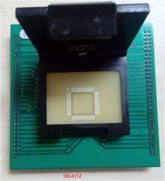 JingTian SBGA152 SBGA152P flash memory adapter for up828 up818
