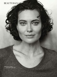 'Beautiful At Every Age' by Peter Lindbergh for UK Harper's Bazaar April 2014