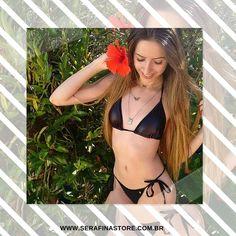 A maravilhosa @nathaliacadenassi  Miss Teen Iporã 2015 arrasando com biquíni Serafina.    www.serafinastore.com.br