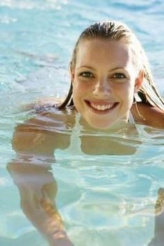 Splash your way to a great workout. | swimming to lose weight