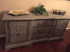 A beautiful Buffet/ Dresser by Gilbert Boutique By Shelly