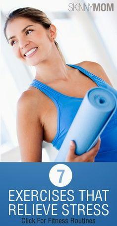 7 Healthy Ways To Relieve Stress