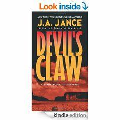 Amazon.com: Devil's Claw: A Joanna Brady Mystery (Joanna Brady Mysteries) eBook: J. A. Jance: Kindle Store