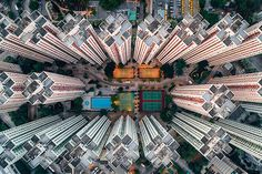 The Architecture of Hong Kong As You've Never Seen It Before - Feature Shoot
