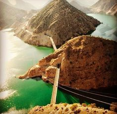 The Kārun is a river in southwestern Iran. The Karun flows from the mountain Zard Kuh . Beautiful World, Beautiful Places, Visit Iran, Iran Travel, Persian Culture, Belleza Natural, Iranian, Wonders Of The World, Places To See