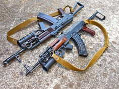 weaponslover:   w/ GP-25s |  Weapons Lover