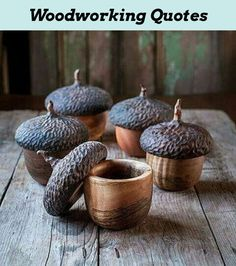 About Large Woodworking Projects