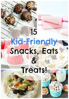 15 Kid-Friendly Snac